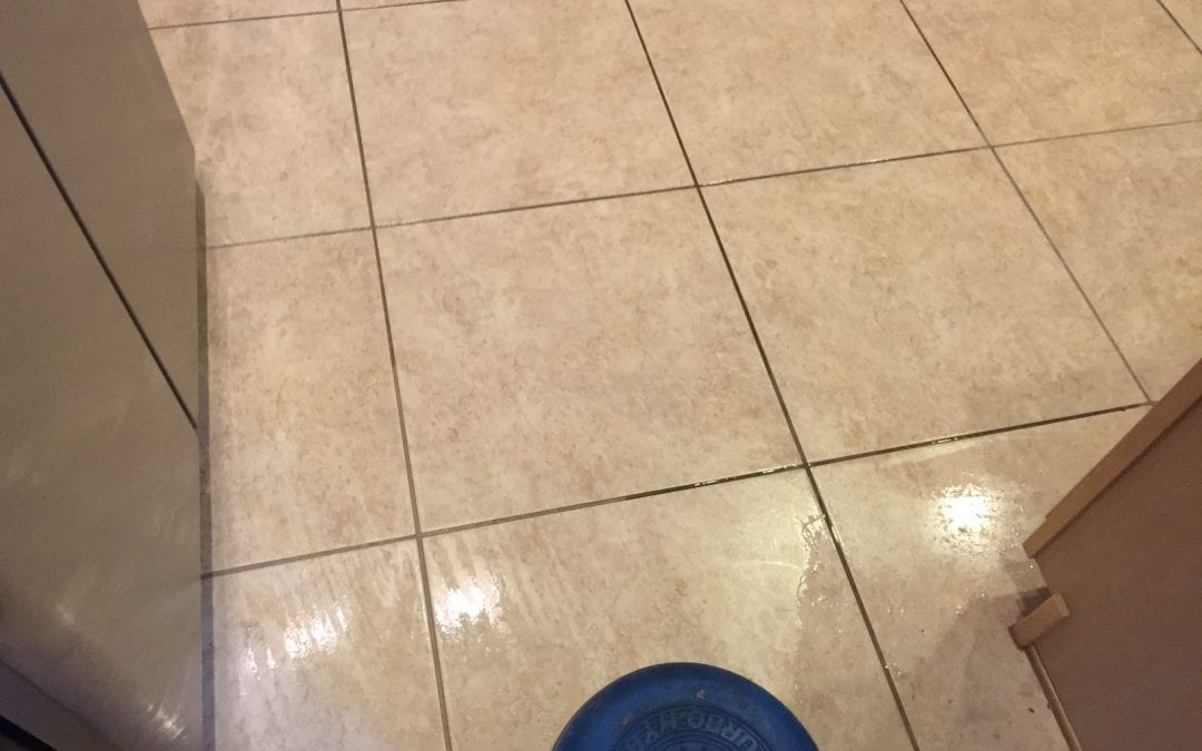 Tile Grout Cleaning In Time For The